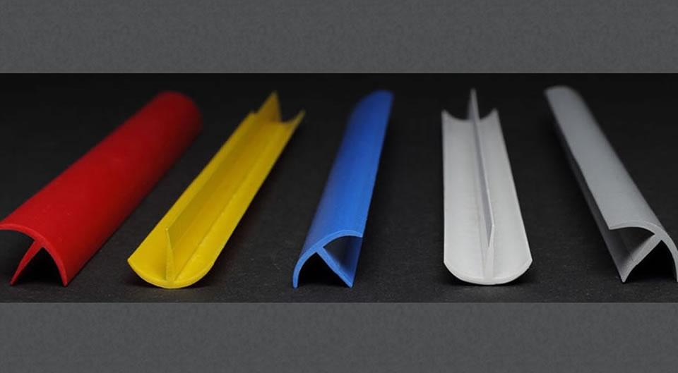 Cantoneira Canto Externo de Sobrepor em PVC para Azulejo